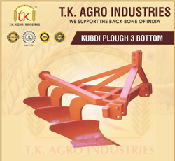 Kubdi Plough 3 Bottom