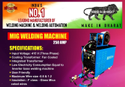 Co2 MIG Welding 250 AMP