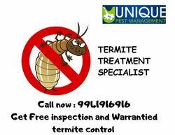 Anti- Termite Treatment Spray Pest Control Services