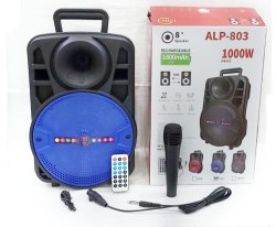 BT 801-804 Tolly Bluetooth Speaker