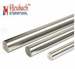 Super Duplex Steel UNS S32950 Round Bars