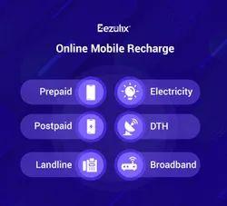 Online Mobile Recharge, Request Free Live Demo - Ezulix
