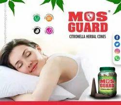 Mos Guard Citronella Herbal Cones