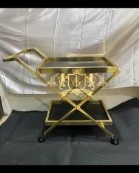 Trolley Table, Size: Size 30*20*20