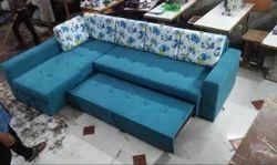 3 Part Sofa Cum Bed With Storage