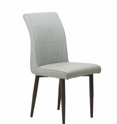 UD Iron Modern Leathertte Dining Chair Metal Chair, For Restaurant