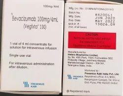 Vegfxta 100mg /4ml Bevacizumab Injection