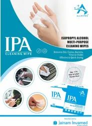 69% Alcohol - Hand Cleaning, Sanitizing Wipes , Wet Wipes (15 CMS X15 CMS)