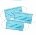 Disposable Face Mask, Number of layers 3