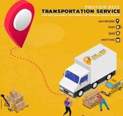 Pune-Noida Transport Service