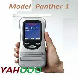 Breath Alcohol Tester Inbuilt Printer, Panther-1