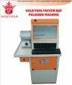 Gold Tool Vacuum Buff Polishing Machine,Gold Tool Single Side Vacuum Jewelry Polishing Machine.