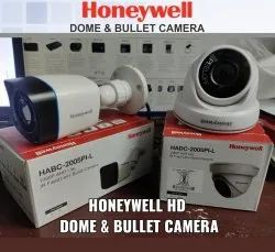 Day & Night Vision Honeywell HD  CCTV  Camera, For Outdoor Use