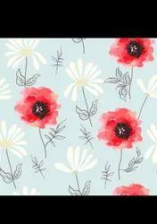 Flower Digital Printing Service