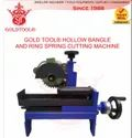 Gold Tool Hollow Tube Cutter Machine