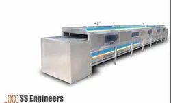 Carbon Dioxide Tunnel Freezer