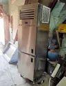 Commercial Two Door Stainless Steel Refrigerator