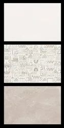 Somany White Digital Wall Tiles, Size: 30 * 45 In Cm, Thickness: 5 mm
