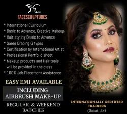 10:30 AM To 2:30 PM 6 Advanced Makeup And Hair Course - 5 Weeks