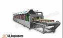 Liquid Nitrogen Tunnel Freezer