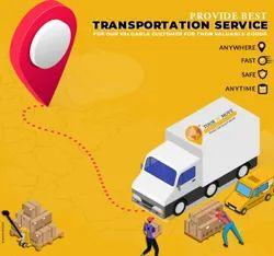 Ahmedabad To Allahabad Transport Service