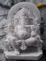 Marble Moorti Ganesh Ji