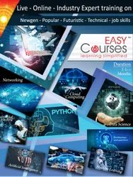 1 Month Professional Courses, Location: Online