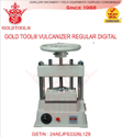 Gold Tool Digital Die Press Vulcanizer Machine