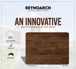 Reynoarch Multicolor High Pressure Laminate HPL, Packaging Type: Sheet, Thickness: 6MM