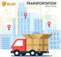 Transportation Services Ahmedabad