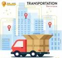 Pune To Lucknow Transport Service