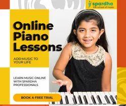 Weekdays & Weekend Online Keyboard Classes