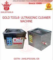 Gold Tool Jewellery Ultrasonic Cleaner