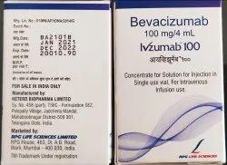 Ivzumab 100mg /4ml Bevacizumab Injection