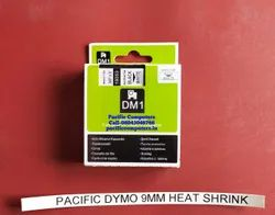 Dymo 18053 9mm Heat Shrink Compatible Tube