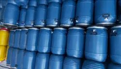 Chemicals HDPE 50 l Second Blue Drum 50 l, For Packaging Industry, Capacity: 0-50 liters