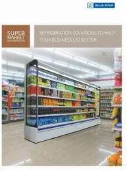 Bluestar Supermarket Range