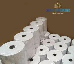 White 79x30 Meter High Quality POS Paper Roll, For Epson Thermal Printer, GSM: 48