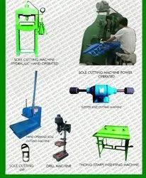 Medium Duty Sole Cutting Machine