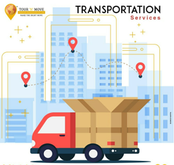 Ahmedabad-Delhi Transportation Services