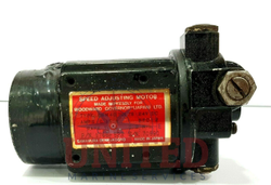Woodward Governor SMM40 IP44 Speed Adjusting Motor 1766-523 24VDC