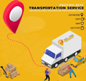 Pune To Kanpur Transport Service