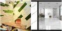 Glossy Vitrified Floor Tiles, 3.2x5 Feet(100x150 Cm)