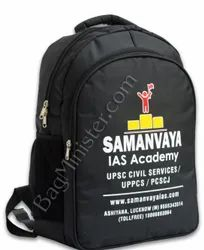 Polyester Institute Backpack For Promotion, Capacity: 10kg