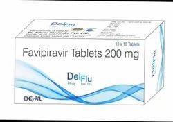 Favipiravir Tablet 200 Mg