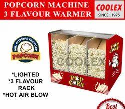Commercial Popcorn Machine Warmer