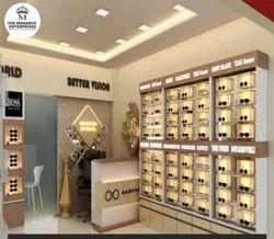 Optical Showroom Interior Designer & Execution, Retail Store, Budget Shop