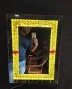 LED Flower Mirror