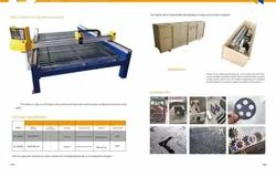 Table Type CNC Plasma Cutting -Double Side Drive