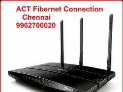 Wifi Act Fibernet Chennai